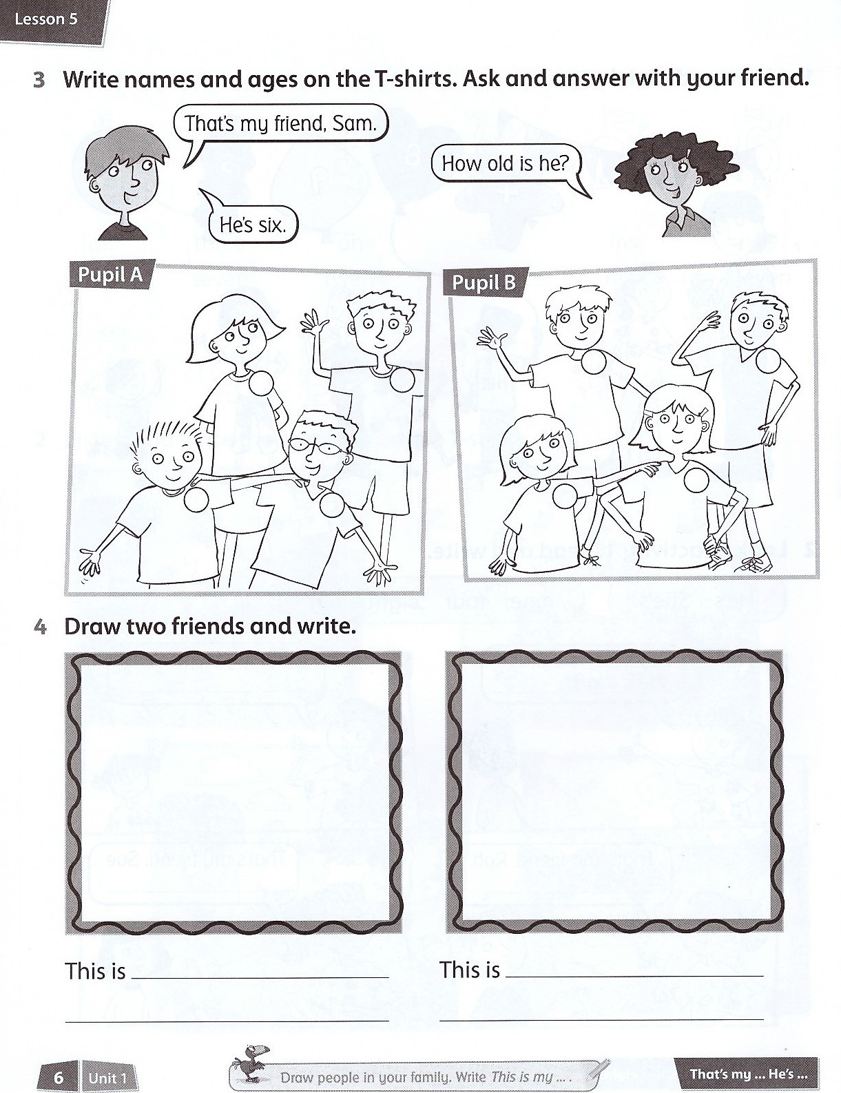 Изображение Incredible English (Second Edition) 2 Activity Book страница 5